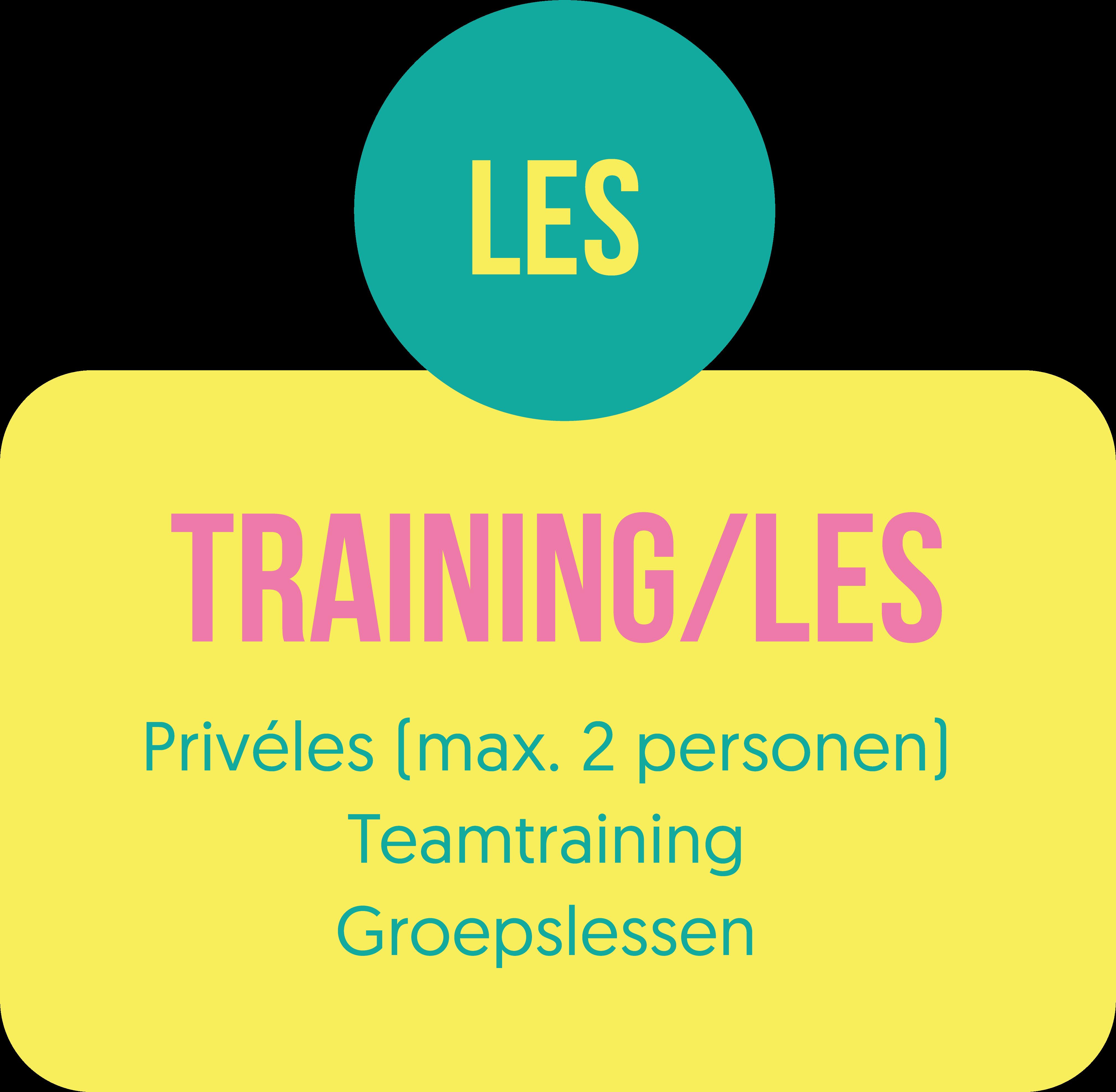 Training-Les